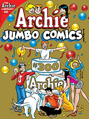 Archie Double Digest No.300