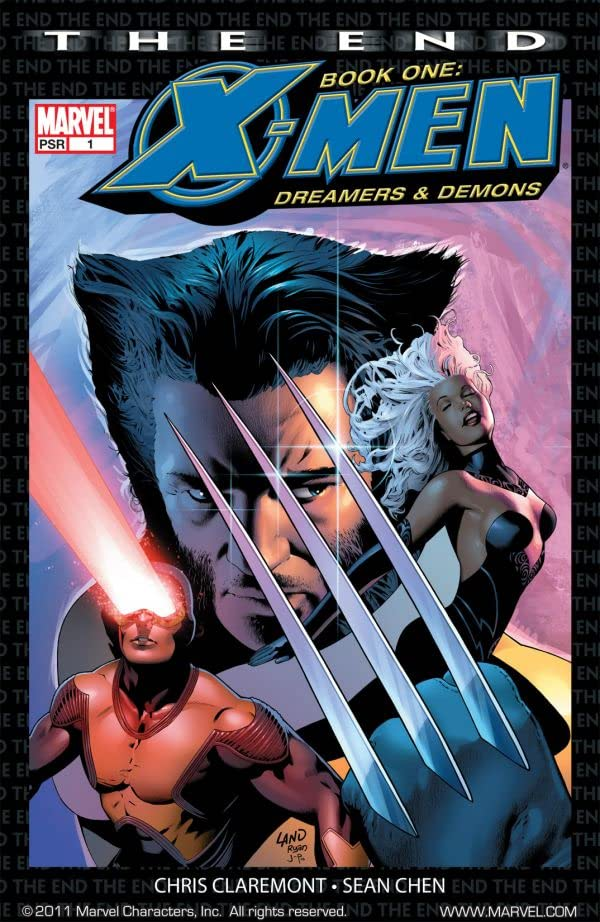 X-Men: The End #1: Dreamers and Demons