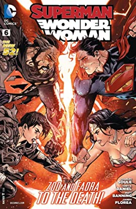 Superman/Wonder Woman (2013-2016) #6