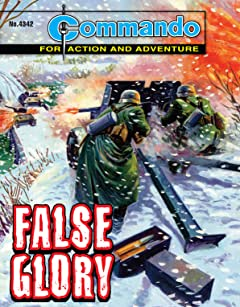 Commando #4342: False Glory