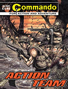 Commando #4344: Action Team