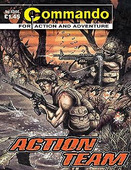 Commando #4344: Action Team