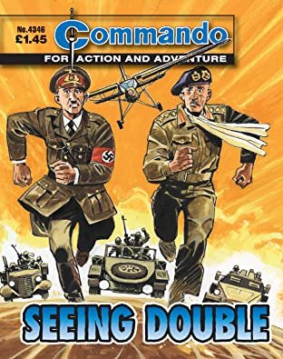 Commando #4346: Seeing Double