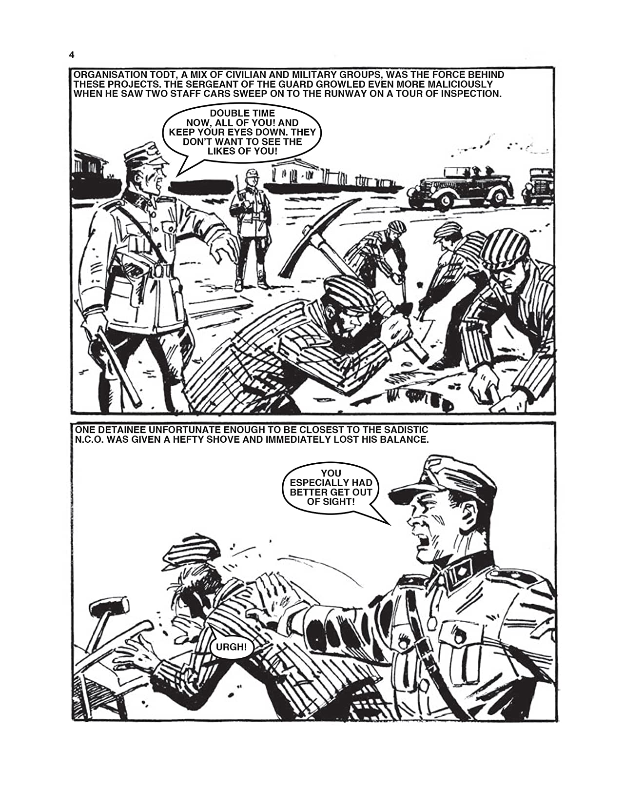 Commando #4346: Seeing Double