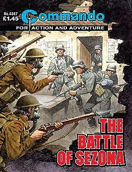 Commando #4347: The Battle of Sezona