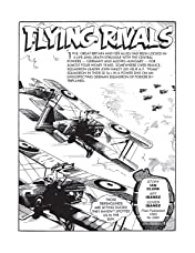 Commando #4349: The Flying Rivals