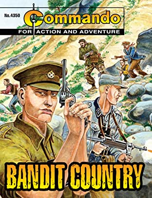 Commando #4350: Bandit Country