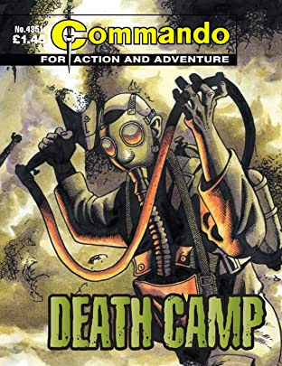 Commando #4351: Death Camp