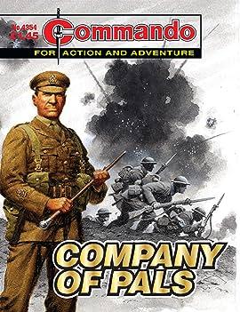 Commando #4354: Company Of Pals