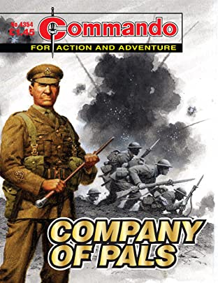 Commando #4354: Company Of Pals