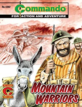 Commando #4362: Mountain Warriors