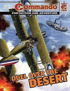 Commando #4364: Duel Over The Desert