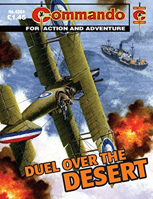 Commando No.4364: Duel Over The Desert