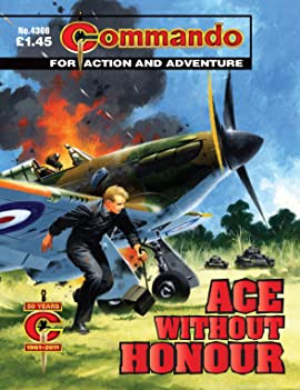 Commando #4366: Ace Without Honour