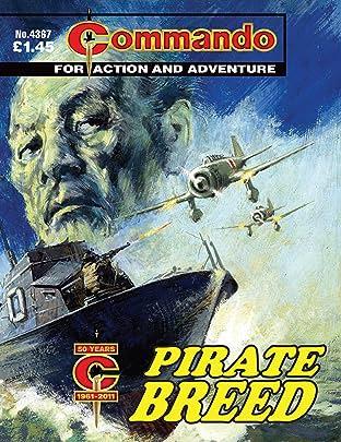 Commando #4367: Pirate Breed