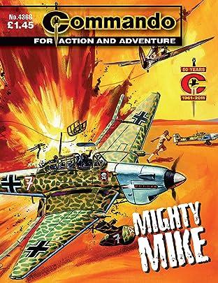 Commando No.4368: Mighty Mike