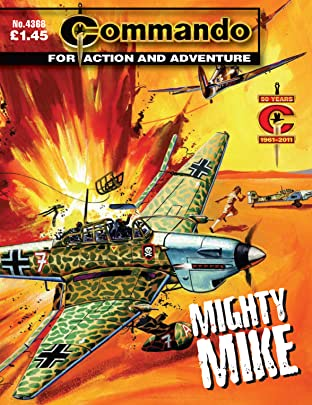 Commando #4368: Mighty Mike