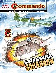 Commando #4369: Swastika Squadron