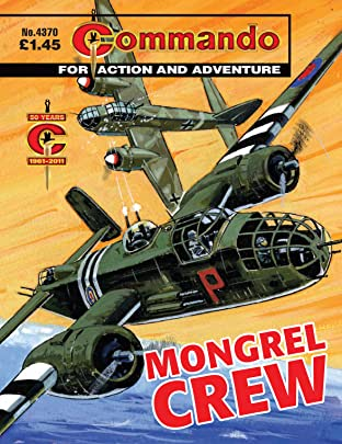 Commando #4370: Mongrel Crew