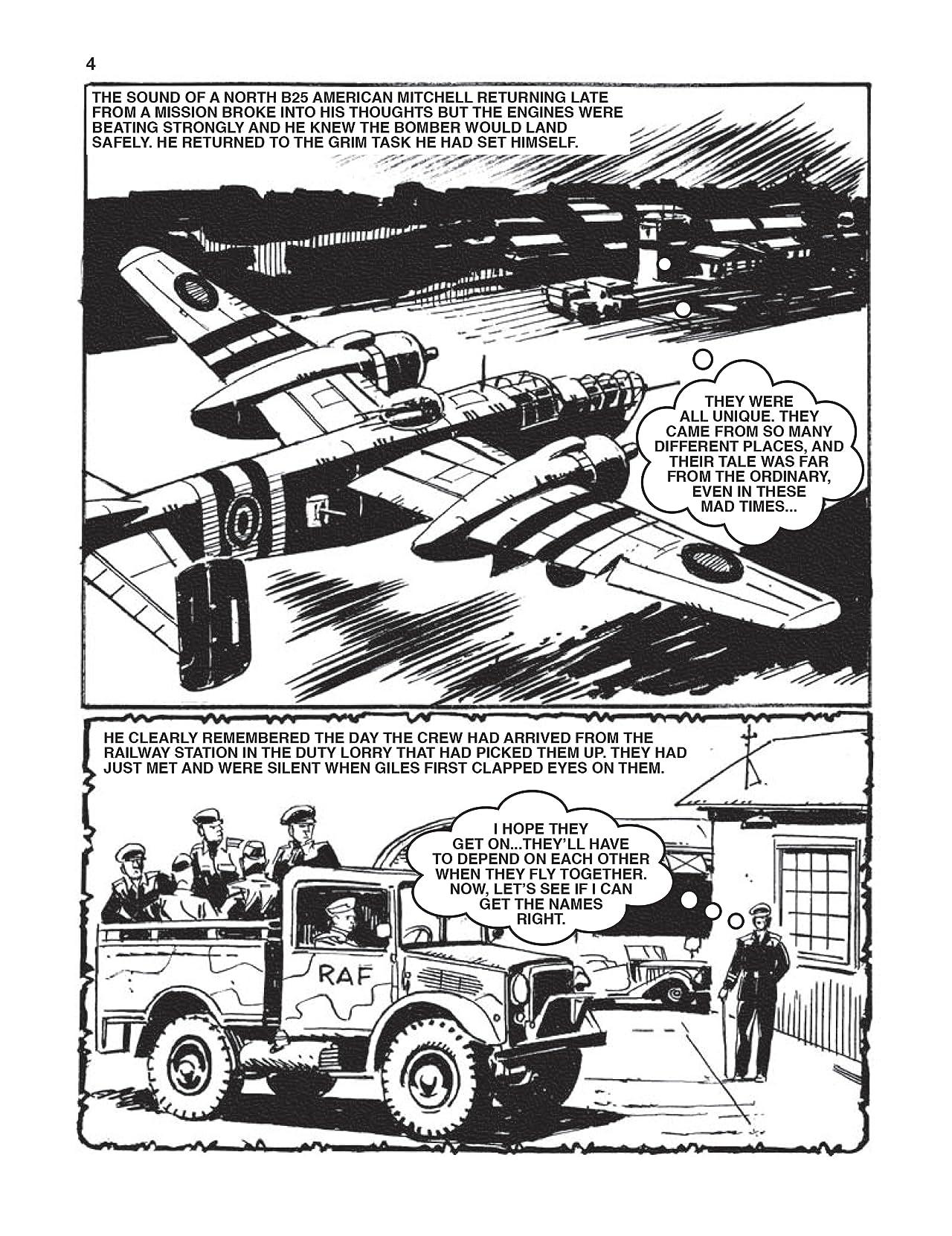 Commando No.4370: Mongrel Crew