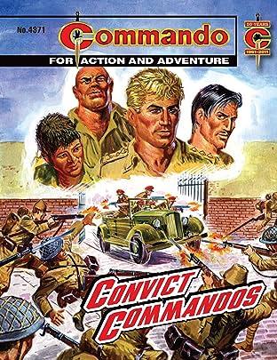 Commando #4371: Convict Commandos