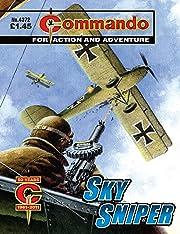 Commando #4372: Sky Sniper