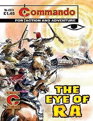 Commando #4374: The Eye Of Ra