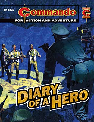 Commando #4375: Diary Of A Hero