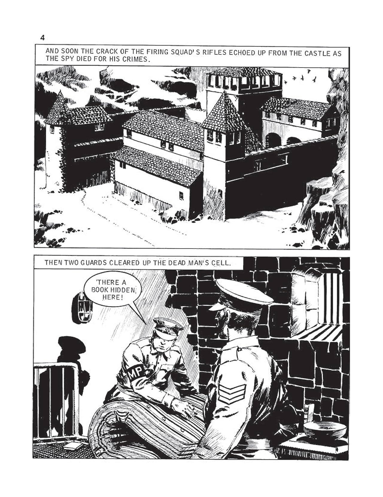 Commando #4375: Diary Of A Hero