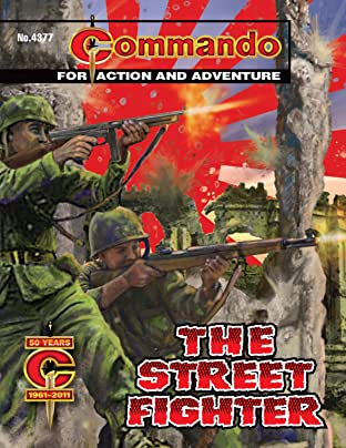 Commando #4377: The Street Fighter