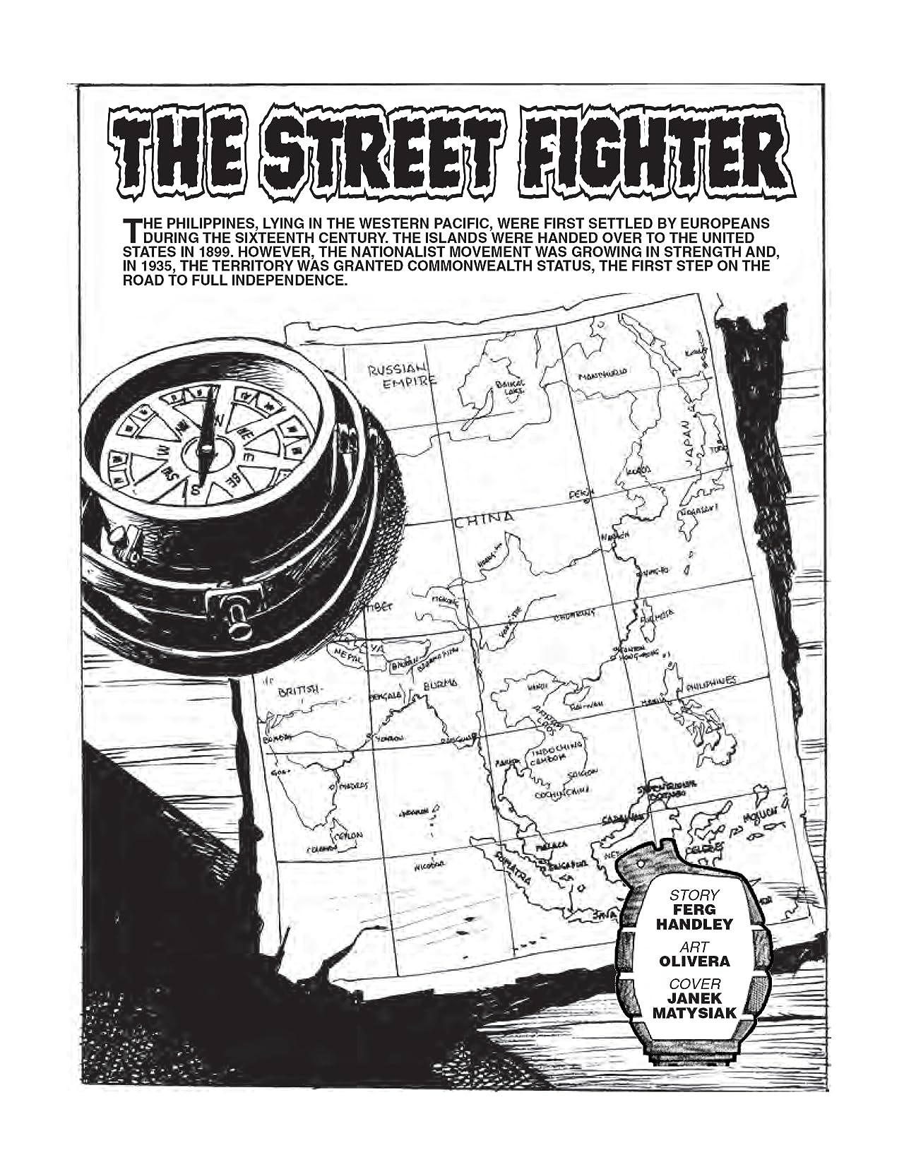 Commando #4377: The Street Fighter