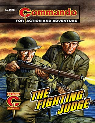 Commando #4378: The Fighting Judge