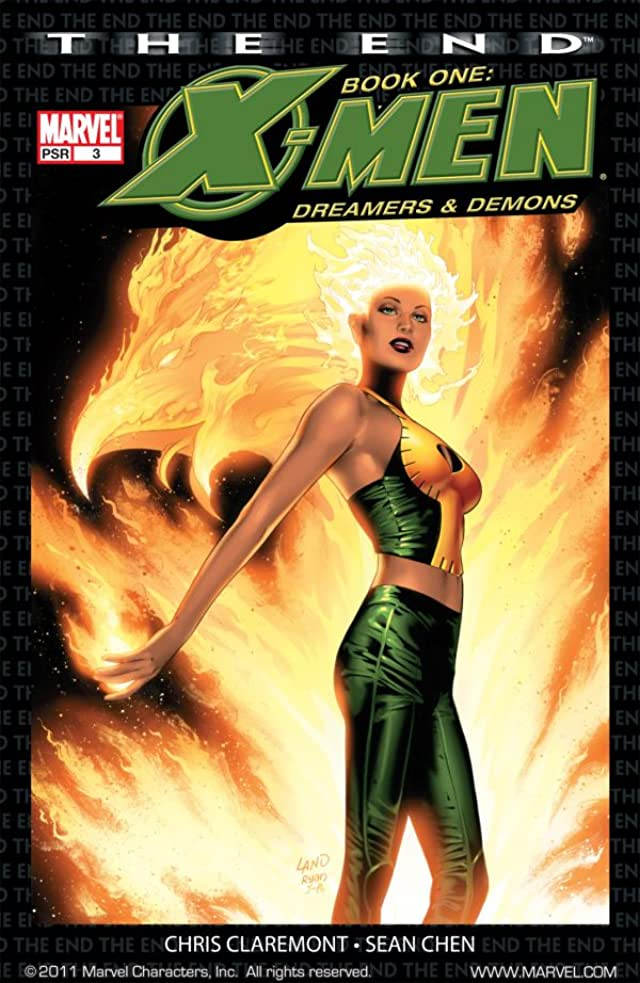 X-Men: The End #3: Dreamers and Demons