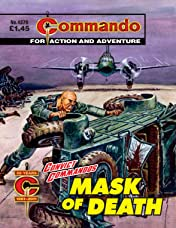 Commando #4379: Convict Commandos: Mask Of Death