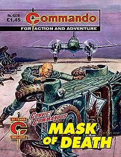 Commando #4379: Convict Commandos: Mask Of Death
