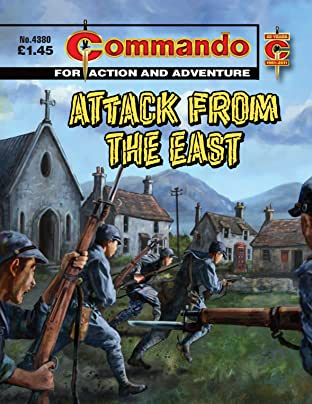 Commando #4380: Attack From The East