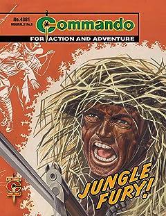 Commando #4381: Jungle Fury