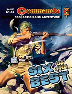 Commando #4382: Six Of The Best