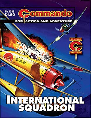 Commando #4383: International Squadron