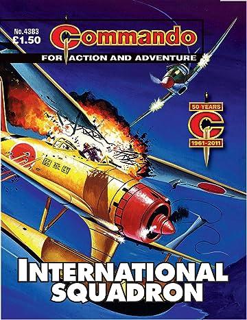 Commando #4383: International Squadron