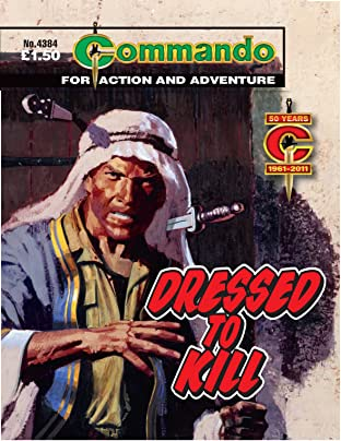Commando #4384: Dressed To Kill