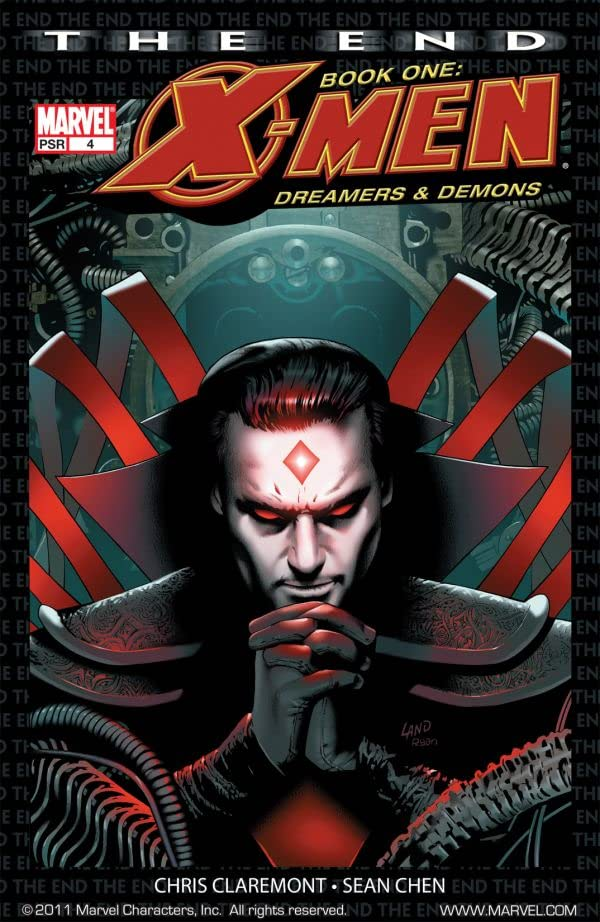 X-Men: The End #4: Dreamers and Demons