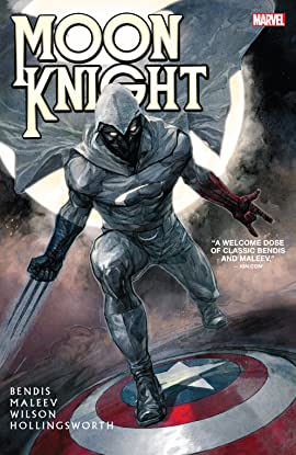 Moon Knight by Brian Michael Bendis & Alex Maleev Collection