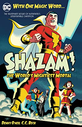 Shazam!: The World's Mightiest Mortal Vol. 1