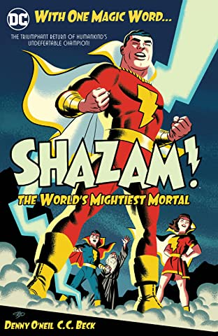 Shazam!: The World's Mightiest Mortal Tome 1