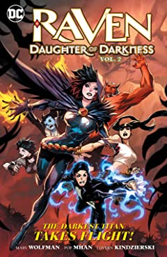 Raven: Daughter of Darkness (2018-2019) Vol. 2
