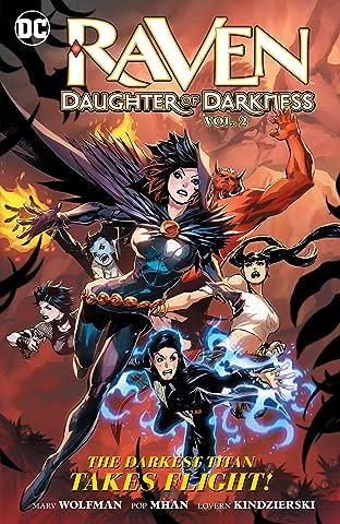 Raven: Daughter of Darkness (2018-2019) Vol. 2