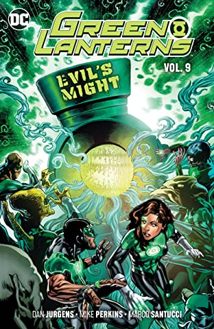 Green Lanterns (2016-) Vol. 9: Evil's Might