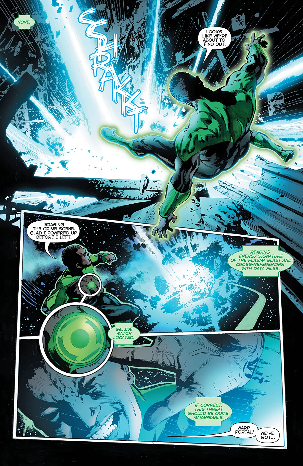 Green Lanterns (2016-) Vol. 9: Evil's Might