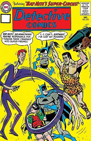 Detective Comics (1937-2011) No.310
